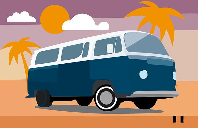 Jak najpoprawniej jechać do pracy czy na wakacje osobistym środkiem przewozu tak czy nie?